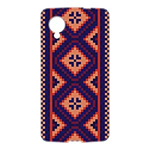 a AND b Designer Printed Mobile Back Cover / Back Case For LG Google Nexus 5 (NEXUS_5_3D_1985)