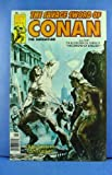 img - for Savage Sword of Conan the Barbarian, Vol 1 No. 58 book / textbook / text book