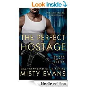 The Perfect Hostage (Entangled Edge) (Super Agent)