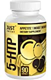 Just Potent Pharmaceutical Grade 5-HTP :: 400mg Per Serving :: 90 Vegetable Capsules :: Potent Formulation for Weight Loss*, Appetite Suppression*, and Better Mood*