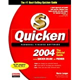 Quicken(R) 2004: The Official Guide ~ Maria Langer