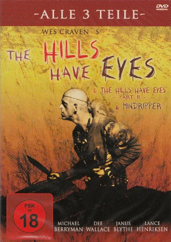 The Hils Have Eyes Teil 1 - 2 - 3