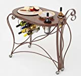 Wine and Cheese Bar Cart, 45