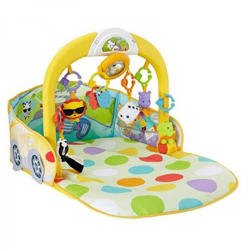 Fisher-Price 3-in-1 Convertible Car Gym (Gym Fisher Price Baby compare prices)