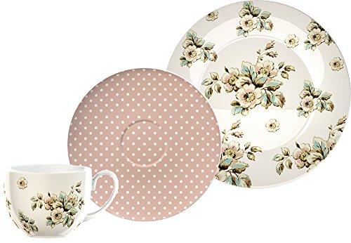Katie Alice - Porcelain Cottage Flower Tea Gift Set