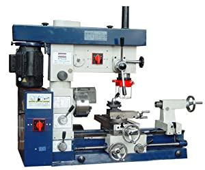 Combination Mill Lathe Best Lathe