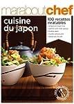 Cuisine du Japon de Collectif (2012)