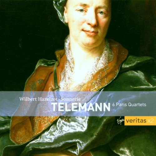 Monica - Telemann: The Six Paris Quartets - Zortam Music