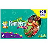 Pampers Baby Dry Diapers (Packaging May Vary) ~ Pampers
