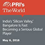 India's 'Silicon Valley,' Bangalore Is Fast Becoming a Serious Global Player | Mary Kay Magistad