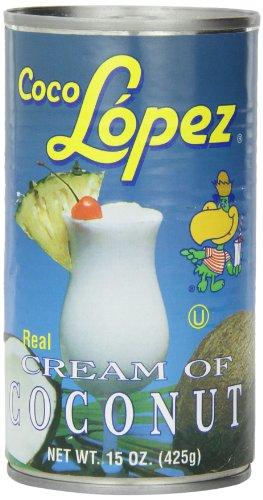 Coco Lopez Cream, Coconut, 15-Ounce (Pack of 6) (Coco Lopez Cream Of Coconut compare prices)
