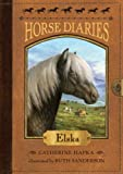img - for Horse Diaries #1: Elska book / textbook / text book