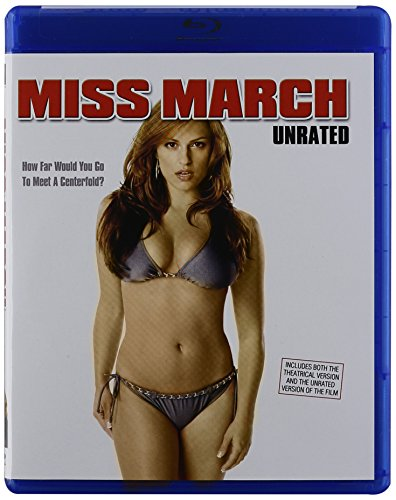 Miss March Unrated Cut Blu-ray