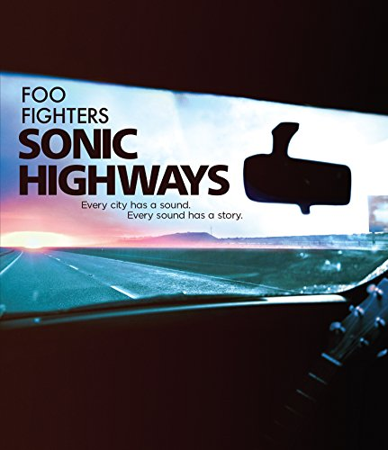 Foo Fighters: Sonic Highways (Blu-ray)