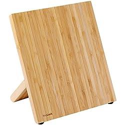 ProCook Magnet-Messerblock,Bambus