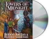 Towers Towers of Midnight (Wheel of Time (Audio) #13 Compact Disc on November 02, 2010
