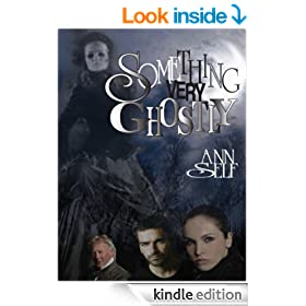 SOMETHING VERY GHOSTLY (Jane Husted Series Book Two)