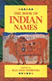 img - for Book of Indian Names book / textbook / text book