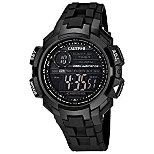 Calypso watches Jungen-Armbanduhr Digital Quarz Plastik K5595/6