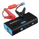 VicTsing Auto Starthilfe Car Jump Starter 500A Spitzenstrom Portable Externer 13600mAh Power Bank...