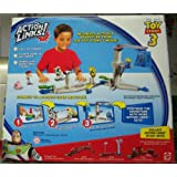 Toy Story 3 Space Ranger Training Center Exclusive Action Links Playset