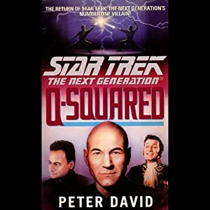 Star Trek, The Next Generation: Q-Squared (Adapted) | [Peter David]