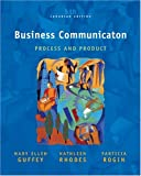 img - for Business Communication: Process and Product book / textbook / text book