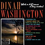 echange, troc Dinah Washington - What A Diff rence A Day Makes