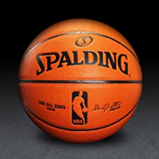 Spalding NBA Official Game Basketball - Size 29.5