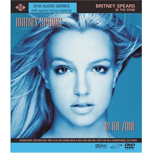 [DVDA][OF] Britney Spears - In The Zone - 2004 (PopMusic)