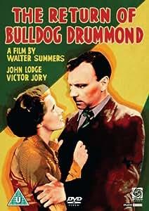 Amazon com the return of bulldog drummond region 2 ralph