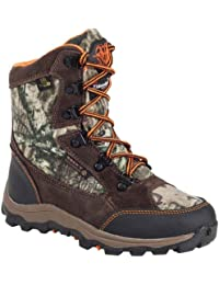 Rocky Boys' R.A.M. Waterproof Insulated Boot Round Toe
