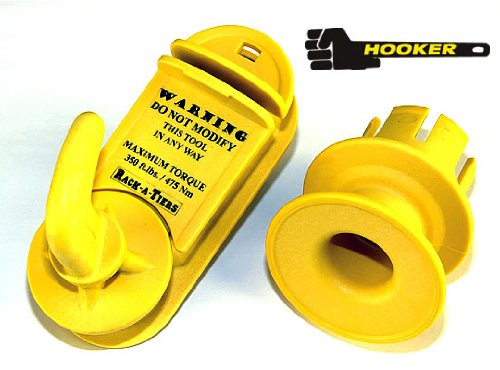 The Hooker Pipe Wrench Adapter - Fits All Rack-A-Tiers