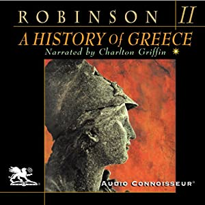 A History of Greece, Volume 2 Audiobook