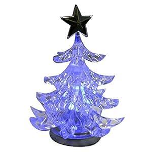 USB Powered Miniature Christmas Tree w/Multicolor LEDs