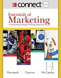 img - for Connect 1-Semester Access Card for Essentials of Marketing book / textbook / text book