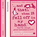 Confessions of Georgia Nicolson (5): '...and that's when it fell off in my hand.' (       UNABRIDGED) by Louise Rennison Narrated by Louise Rennison