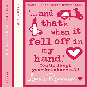 Confessions of Georgia Nicolson (5): '... and that's when it fell off in my hand.' | [Louise Rennison]
