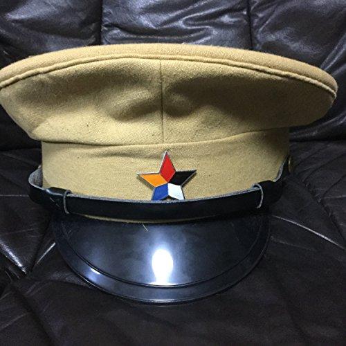 中国軍閥 軍帽 汪兆銘 国民党軍 レプリカ 旧日本軍 (60)