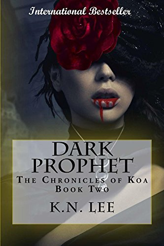 Dark Prophet by K.N. Lee ebook deal