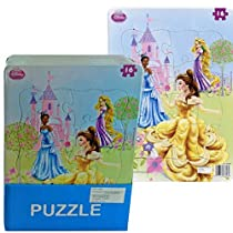 Disney Princess 16 Piece Jigsaw Puzzle