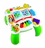 Price Cut on the LeapFrog Learn & Groove Musical Table
