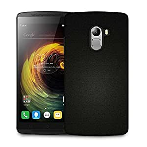 Snoogg Abstract Black Wall Design Designer Protective Phone Back Case Cover For Lenovo Vibe K4 Note