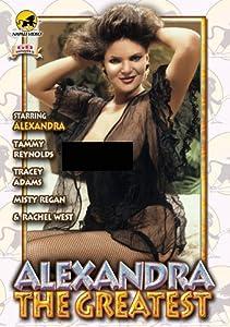 Alexandra The Greatest - Megabust Beauties