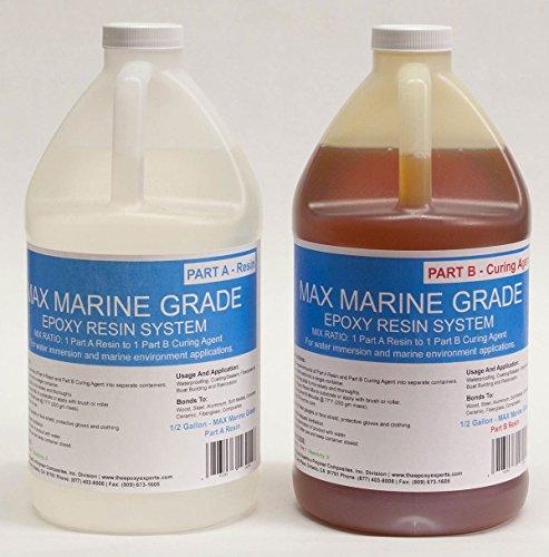 max-marine-grade-epoxy-resin-system-1-gallon-kit-wood-sealing-high-strength-fiberglassing-marine-app