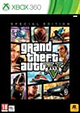 GRAND THEFT AUTO 5 GTA V SPECIAL EDITION XBOX 360 UK EDITION