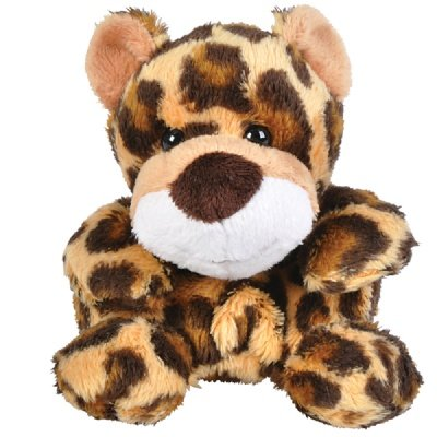 Cheetah Beanie Bean Filled Plush Stuffed Animal - 1