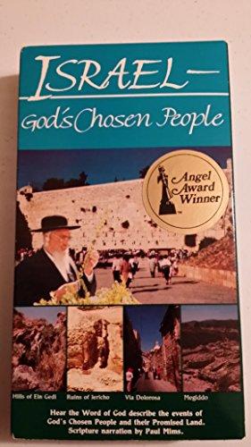 Israel-God's Chosen People [VHS]