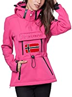 Geographical Norway Softshell Tulbeuse (Rosa)