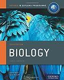IB Biology Course Book: 2014 Edition: Oxford IB Diploma Program (Oxford Ib Diploma Programme)